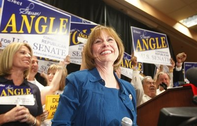 Corporate Media Says Nevada Tea Party Candidate Calling for Revolution  angle