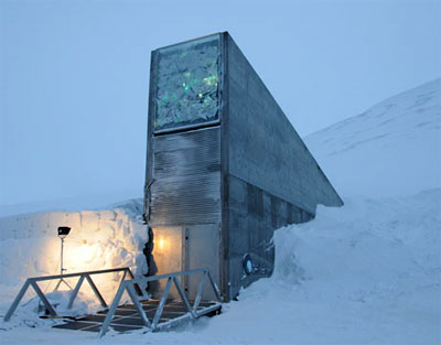 Food and Depopulation: Rockefeller Family seedvault