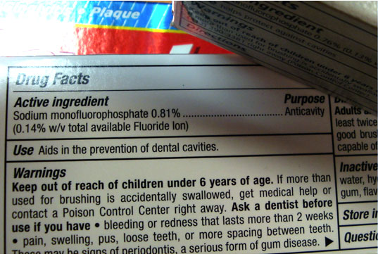 World Net Daily writer says Fluoride is good for you. An open letter to Phil Elmore  dew04