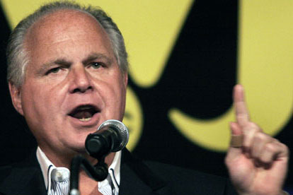 Clash of the Classes: Does Rush Limbaugh Finally Get It?  limbaugh