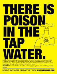 Federaljack Brings Fluoride Truth To North Miami Beach Florida poisonwatertb