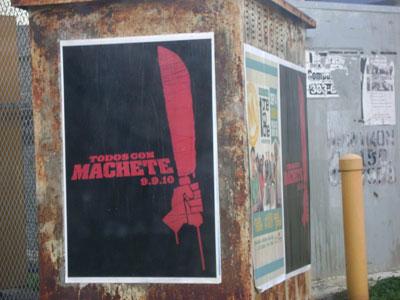 Will 'Machete' release spark racial violence?  01todos machete
