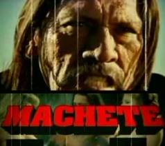 'Machete' producers lied about racist bloodbath  machete sm