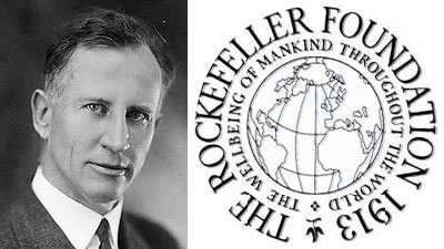 "Rockefeller Foundation Conceptualized ""Anti Hormone"" Vaccine in the 1920s and 30s, Reports Reveal  mason"