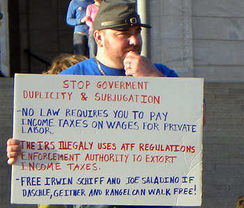 Pennsylvania Homeland Security Puts Anti tax Protesters On List of Terror Threats taxpro