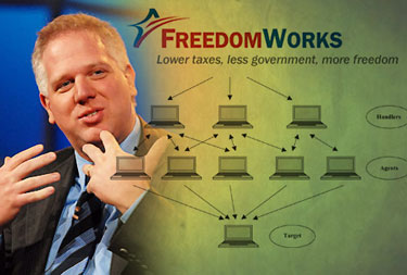 Establishment Tea Party Moneybomb Hit by Denial of service Attack  service