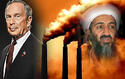 Bloomberg Shills Carbon Tax to Fight Terrorism  bloomosama