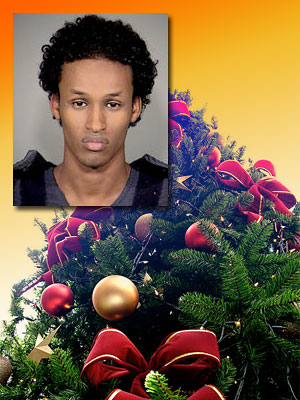 Clueless Patsy Set up by FBI in Christmas Tree Bombing Plot  ctreebomber