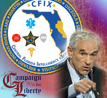 Florida Fusion Center Surveilled Ron Paul's Campaign for Liberty cfix