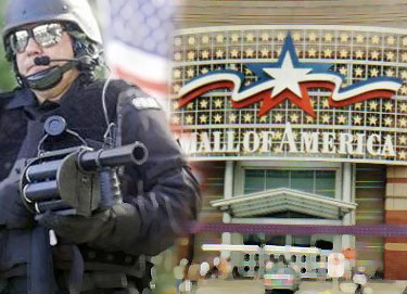 Napolitano Announces Expansion of Gestapo Zones from Airports to Malls and Hotels  mallamerica