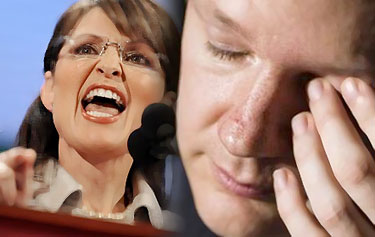 Establishment Republicans Introduce Bill to Criminalize Wikileaks  palin assange