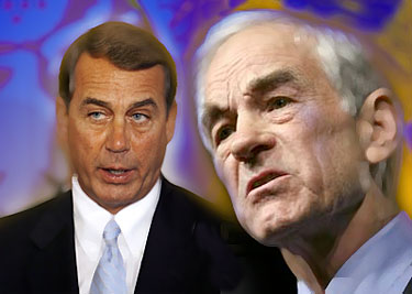 Republicans Move to Block Ron Paul from Monetary Policy Subcommittee Chair  paulbon