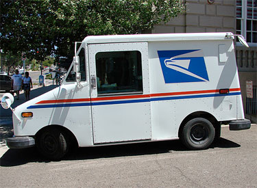 Plan to Turn Post Office Trucks Into Stasi Data Collection Nodes  potruck