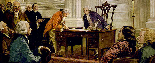 Establishment Republicans Omit Crucial Passage in Constitution Reading Stunt  signing
