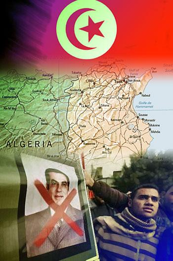 Tunisian Wikileaks Putsch: CIA Touts Mediterranean Tsunami of Coups tunisia