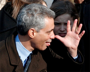 Reparations: Rahm Says Pay the Banksters First  rahm