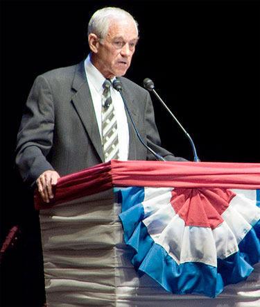 Horowitz and the Neocons Fear Patriot Ron Paul ronpaul100