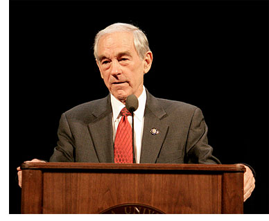Ron Paul Enters Evidence of Bush War Crimes in Congressional Record rp