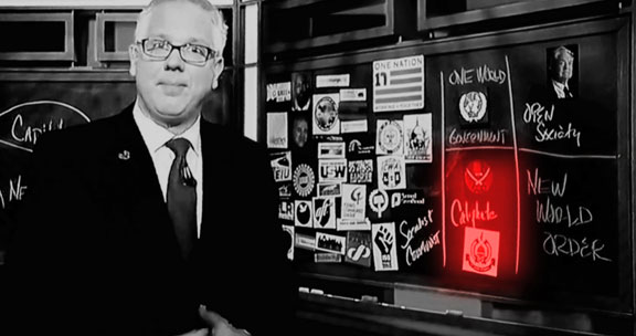 Dear Glenn Beck, Egypt Destabilization Op Hatched by Globalists, Not Communists  12beck