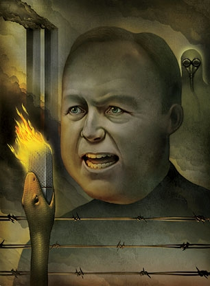 Alex Jones - source: Rolling Stone