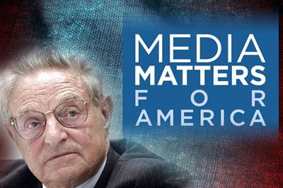 Soros media matters