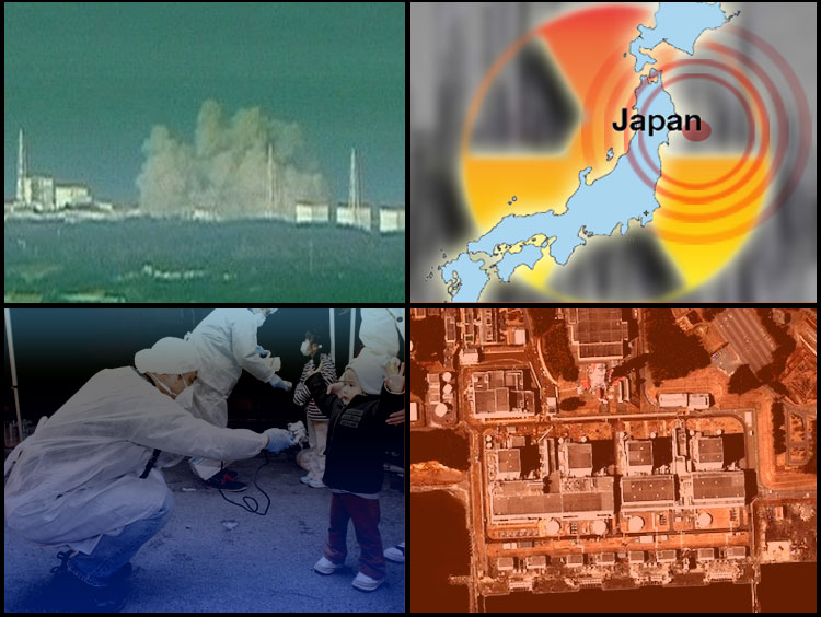 Tracking Page: Japan's Nuclear Meltdown, Aftershocks & Fallout