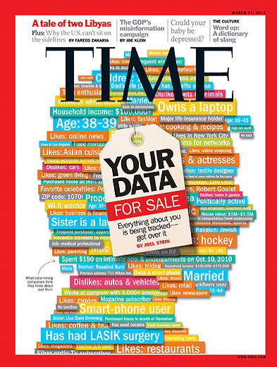 TIME magazine, March 21, 2011