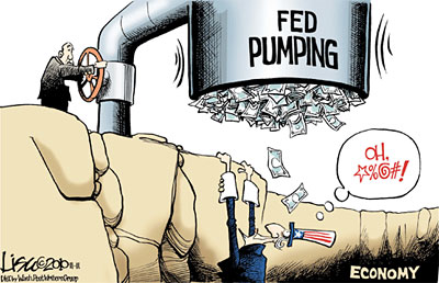 Ron Paul: The Big Event Has Started fedpumping
