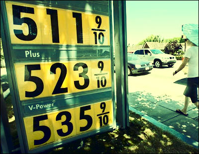 Report: Bilderberg Wants Gas Prices at $7 a Gallon highprices