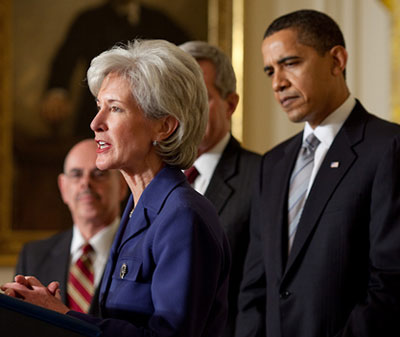WikiCommons Kathleen Sebelius, photo from White House source.