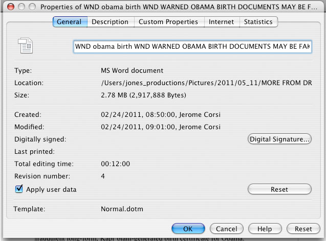 Exclusive: Obama set up, caught in birth certificate sting 24timestamp