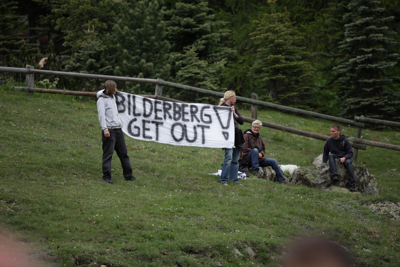 Exclusive Photo From Bilderberg