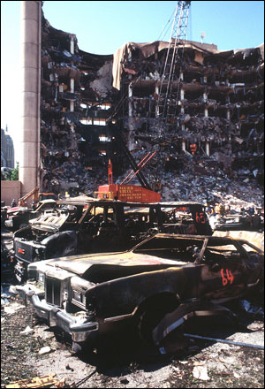 FBI Claims Oklahoma City Bombing Tapes Missing okbomb