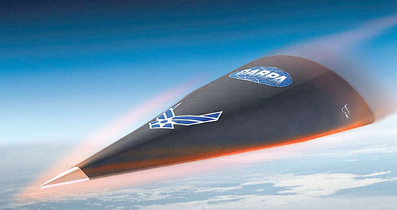 DARPA hypersonic glider Space.com