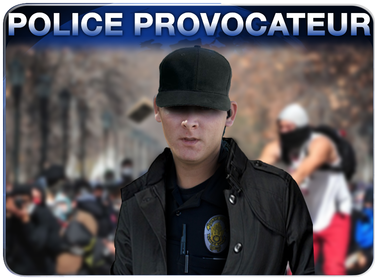 Police Provocateurs