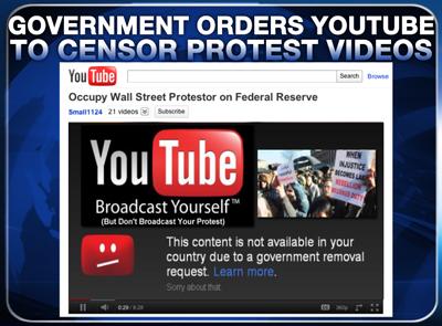 Infowars Nightly News - You Tube Censor