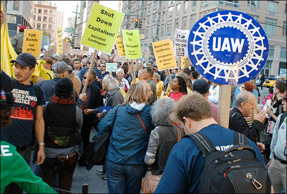 OWS in Danger: Socialist Groups Aim to Hijack Movement socialistcon