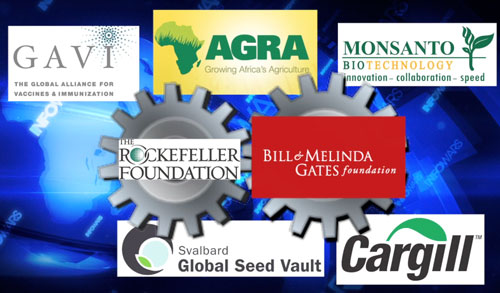 Biased? Paid Media Partners Praise Vaccine, GMO Programs Led by Bill Gates GatesFoundation gears