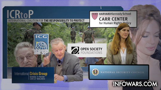 Exposed: Kony 2012 Scam Is a Soros/NGO Front Soros ICG Samantha Power Angelina Jolie KONY