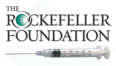 rocsyringe Rockefeller Sterilizing Foundation   WHO Killer Vaccines