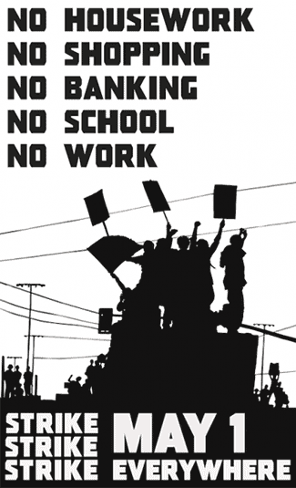 Misguided May Day: OWS Plans to Shut Down America nowork