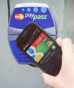 The Cashless Grid Is Here: Google Wallet Aims to Make Leather Wallet Obsolete google wallet cashless nightmare