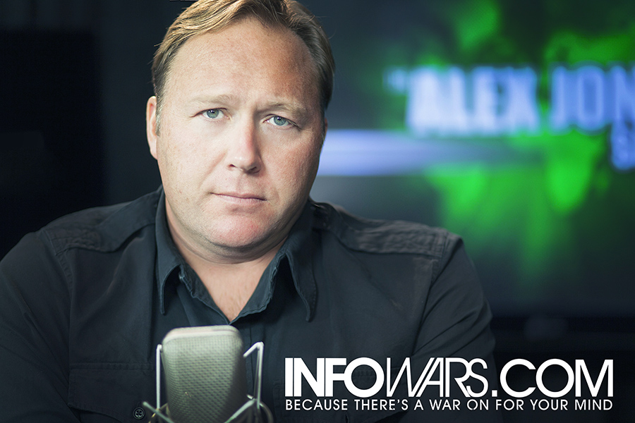 October Infowars Magazine Released: The Technocracy Takeover alextv