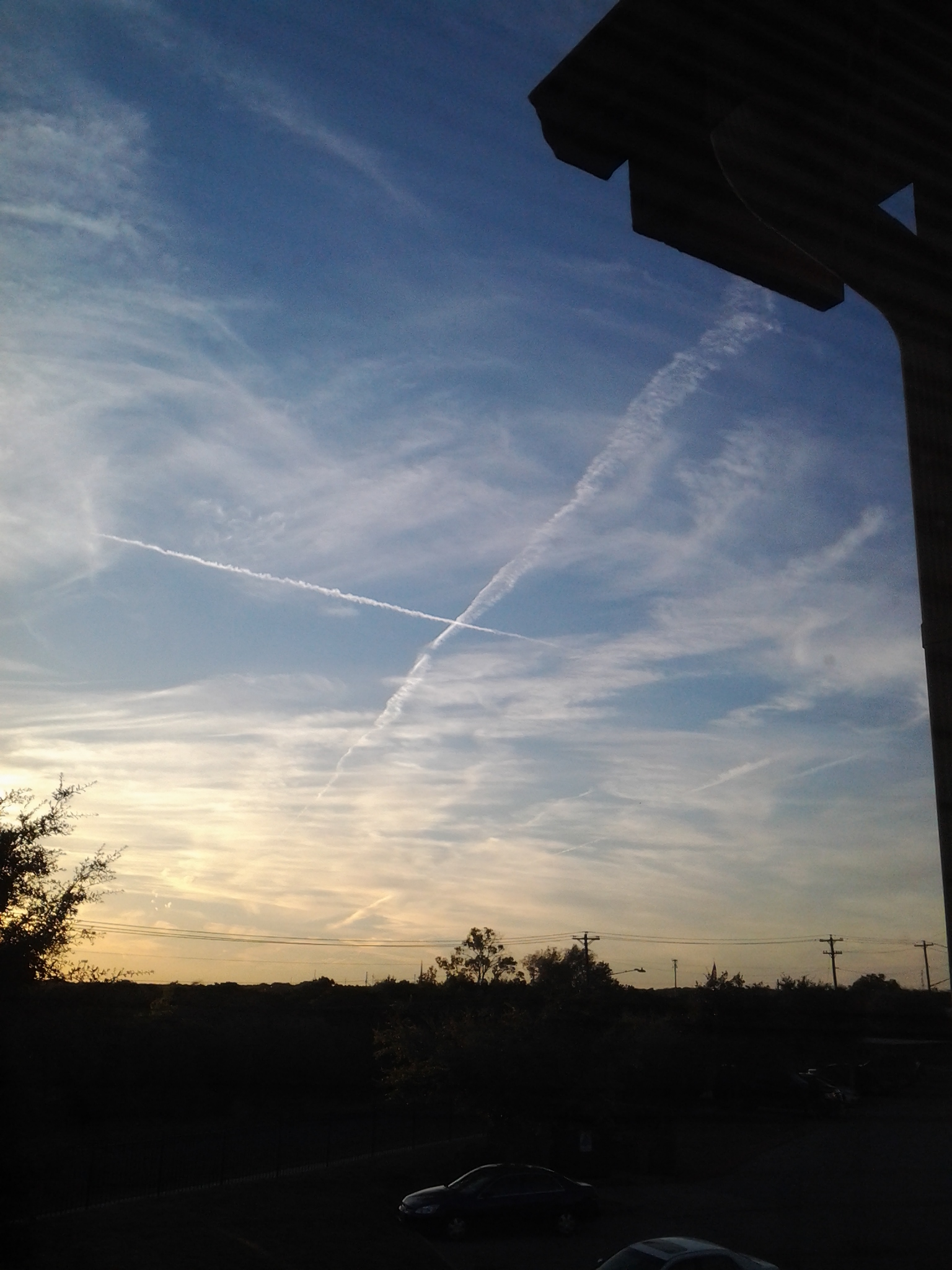 Global Chemtrail Bombardment   User Photos and Video chemtrail33