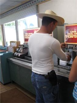 Oklahoma Prepares For Open Carry Gun Laws