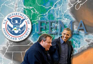 As Society Unravels in Wake of Sandy, Politicians Endorse More Power for FEMA (VIDEO)