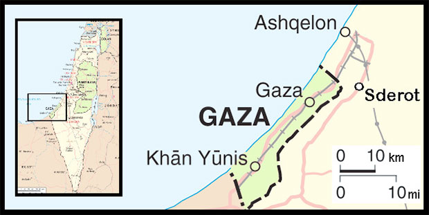 Egypt Vows Response to Israeli Attack in Gaza gaza