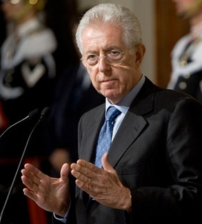 Mario Monti, source Wikimedia commons