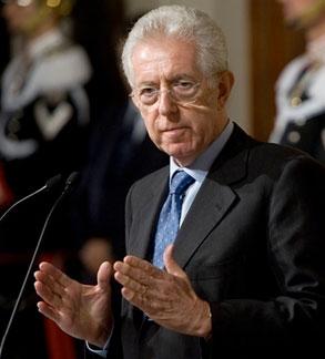 Mario Monti, source Wikimedia commons