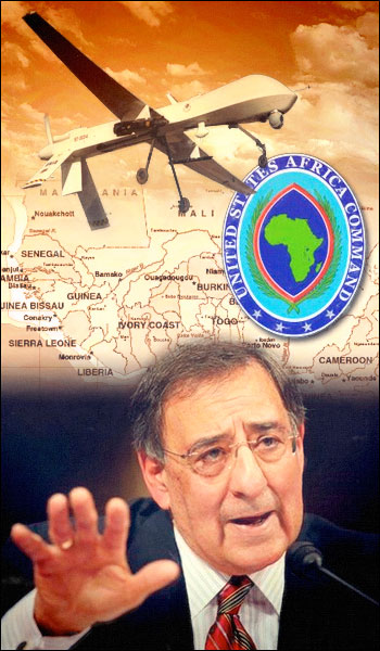 Pentagon Boss Announces Expansion of Drone and Commando War in Africa panettawar